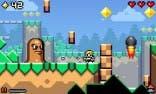 Nuevo tema para Nintendo 3DS inspirado en 'Mutant Mudds'