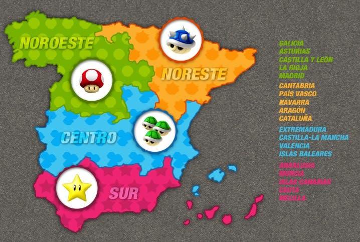 Empieza el campeonato de 'Mario Kart 7' en España
