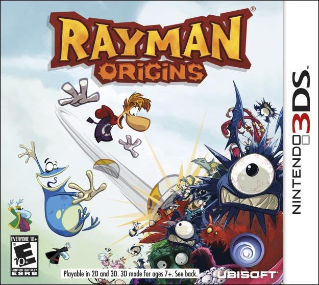 Demo de Rayman Origins en la eShop de 3DS con nuevos niveles