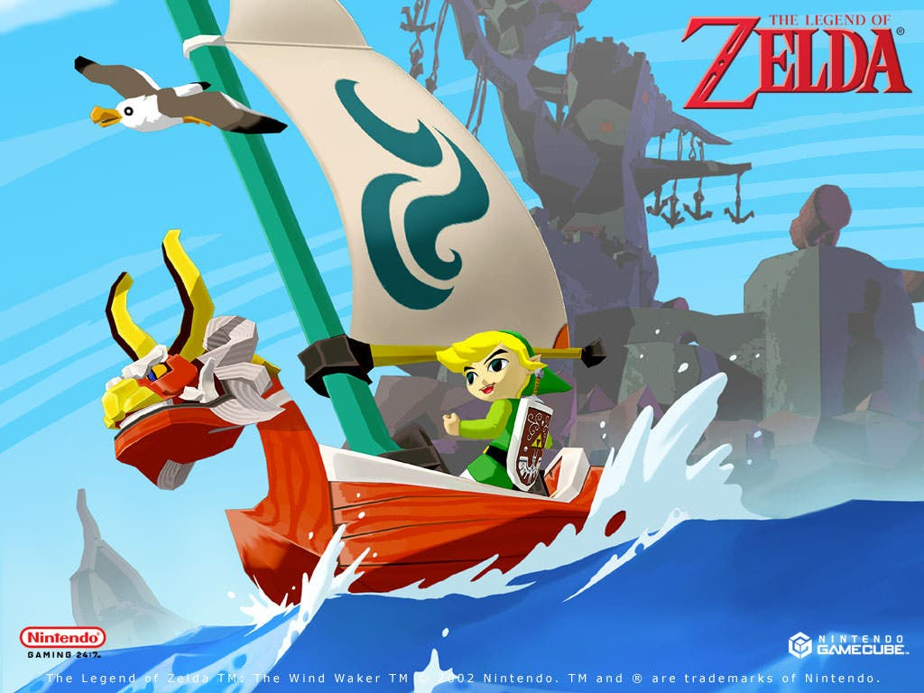 Vota por 'The Legend Of Zelda: The Wind Waker' o 'Wii Sports'