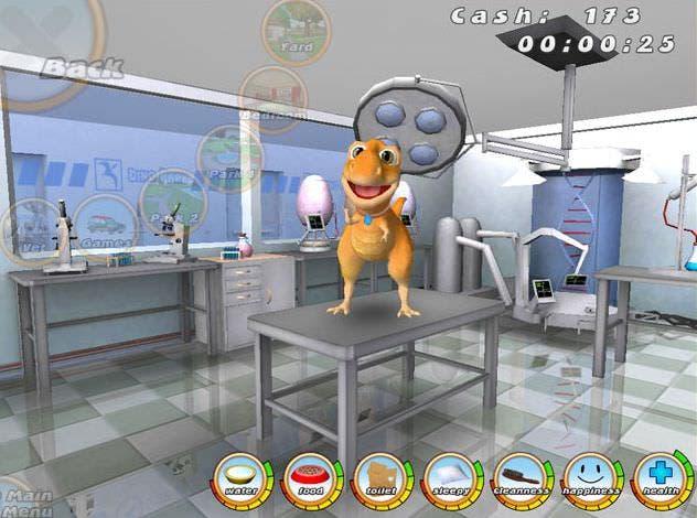 '101 DinoPets' llega a la eShop de 3DS el 10 de enero