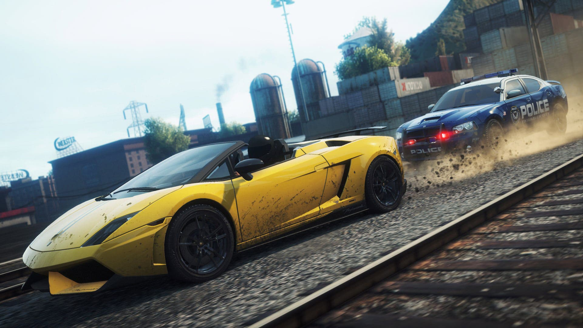 'Need For Speed: ​​Most Wanted'  de Wii U no recibirá el próximo DLC
