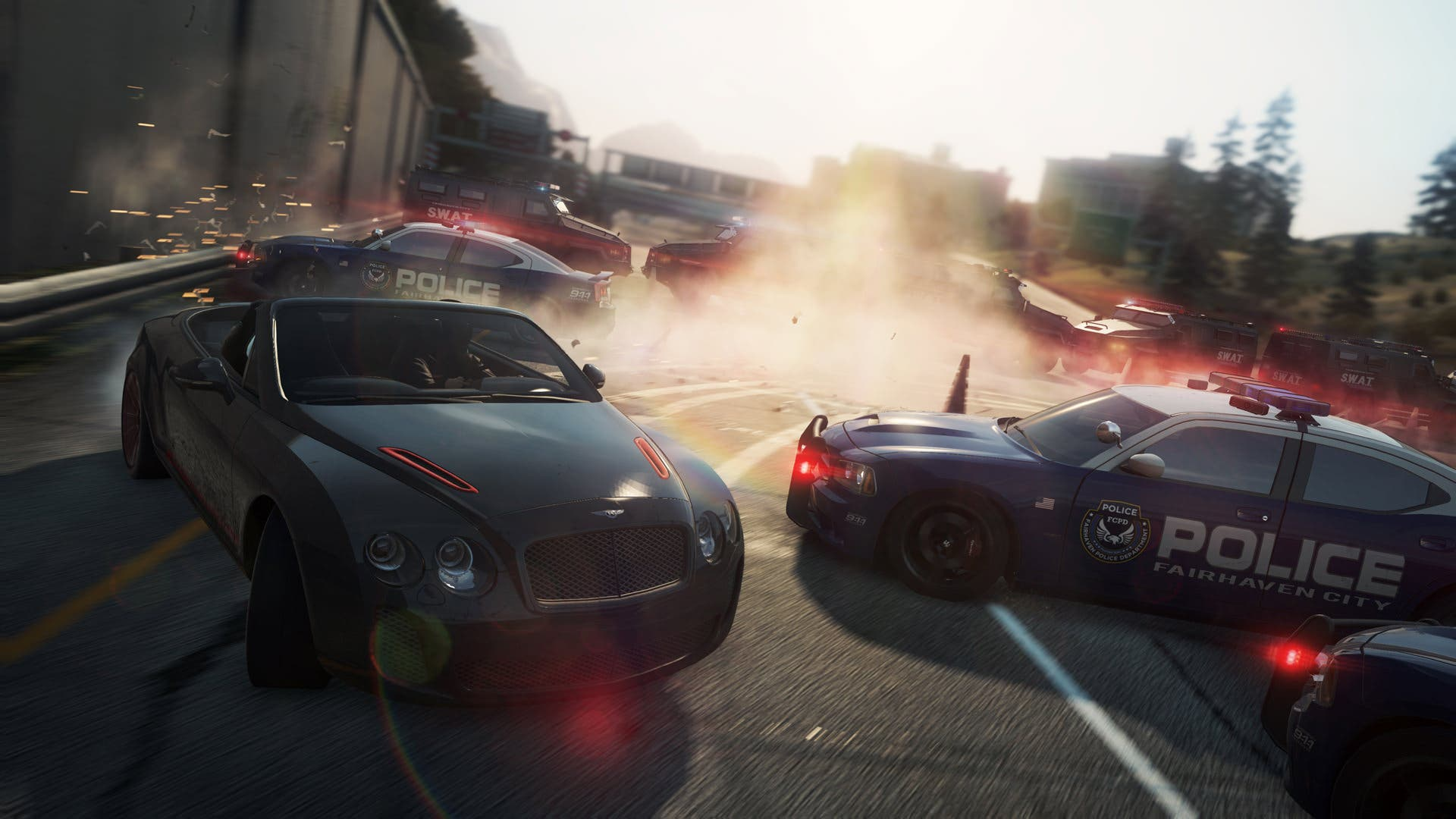 'Need for Speed: Most Wanted' para Wii U es la versión difinitiva según Digital Foundry