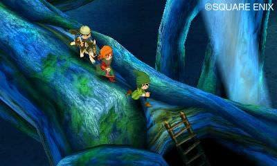 Desvelados nuevos detalles de 'Dragon Quest VII'