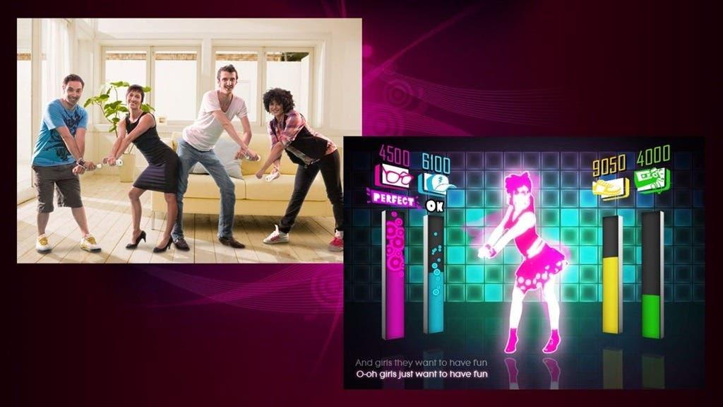 Custo Barcelona colabora con Ubisoft para vestir a una de las bailarinas de 'Just Dance 4'