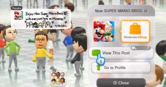 Nuevas comunidades en Miiverse: 'Super Mario World', 'Donkey Kong Jr', 'Panorama View' etc