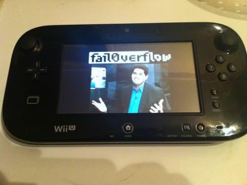 [Rumor] La consola Wii U podría haber sido hackeada