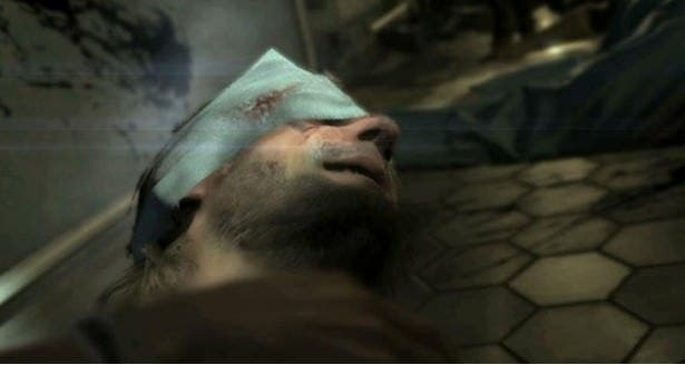 Presentado 'The Phantom Pain' en los VGA 2012  ¿Metal Gear Solid 5?