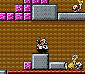 'Wario Land 3' ya disponible en la eShop de 3DS