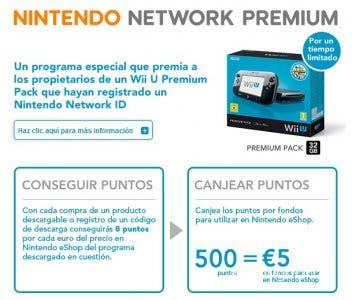Se amplia el período de Nintendo Network Premium