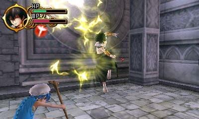'Magi: The Labyrinth of Magic', una aventura de cuento para 3DS