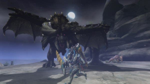 'Monster Hunter 3 Ultimate': Los diablos negros