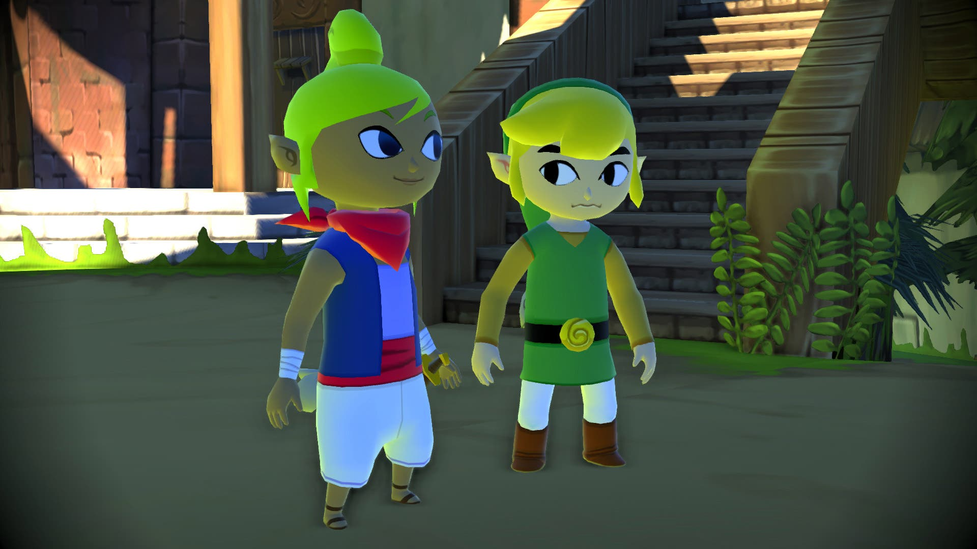 Nuevo nivel de dificultad para The Legend of Zelda: Wind Waker HD