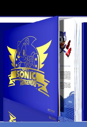 ¿Te gusta Sonic? No te pierdas el libro 'The History of Sonic – Collector's Edition'