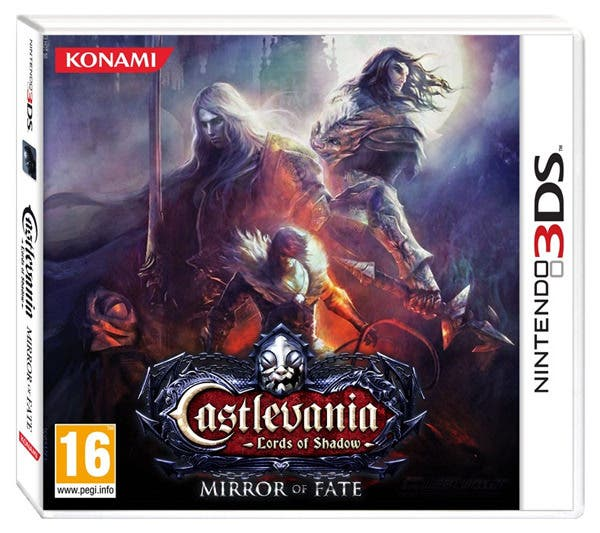 [Análisis] Castlevania Lords of Shadow – Mirror of Fate