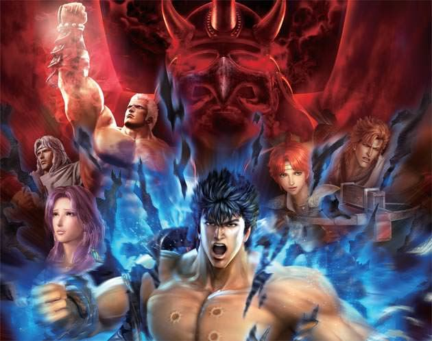 'Fist of the North Star: Ken's Rage 2' llegará sólo a la eShop de Wii U