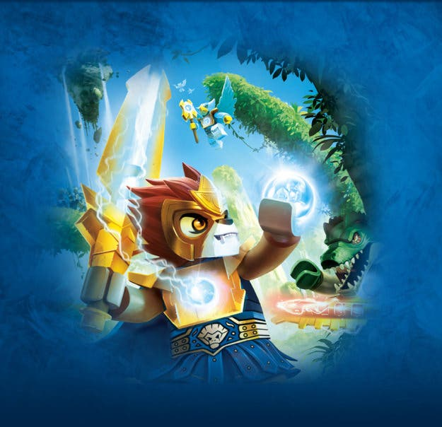 Anunciado 'LEGO: Legends of Chima' para Nintendo 3DS y DS
