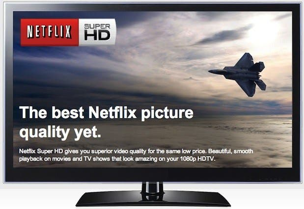 "Netflix ""Super HD"" y streaming en 3D de camino a Wii U"