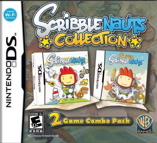 'Scribblenauts Collection' anunciado para Nintendo DS