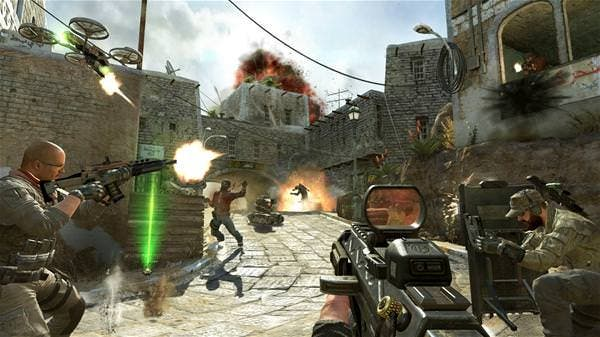 Doble de experiencia este fin de semana en 'Call of Duty: Black Ops 2'