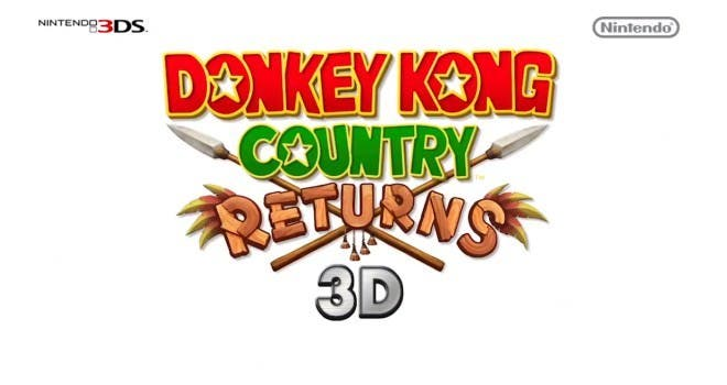 'Donkey Kong Country Returns 3D' desvelado para Nintendo 3DS (trailer)