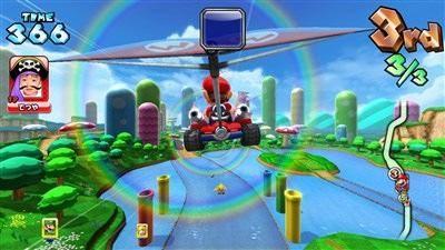 Trailer de Mario Kart Arcade GP DX