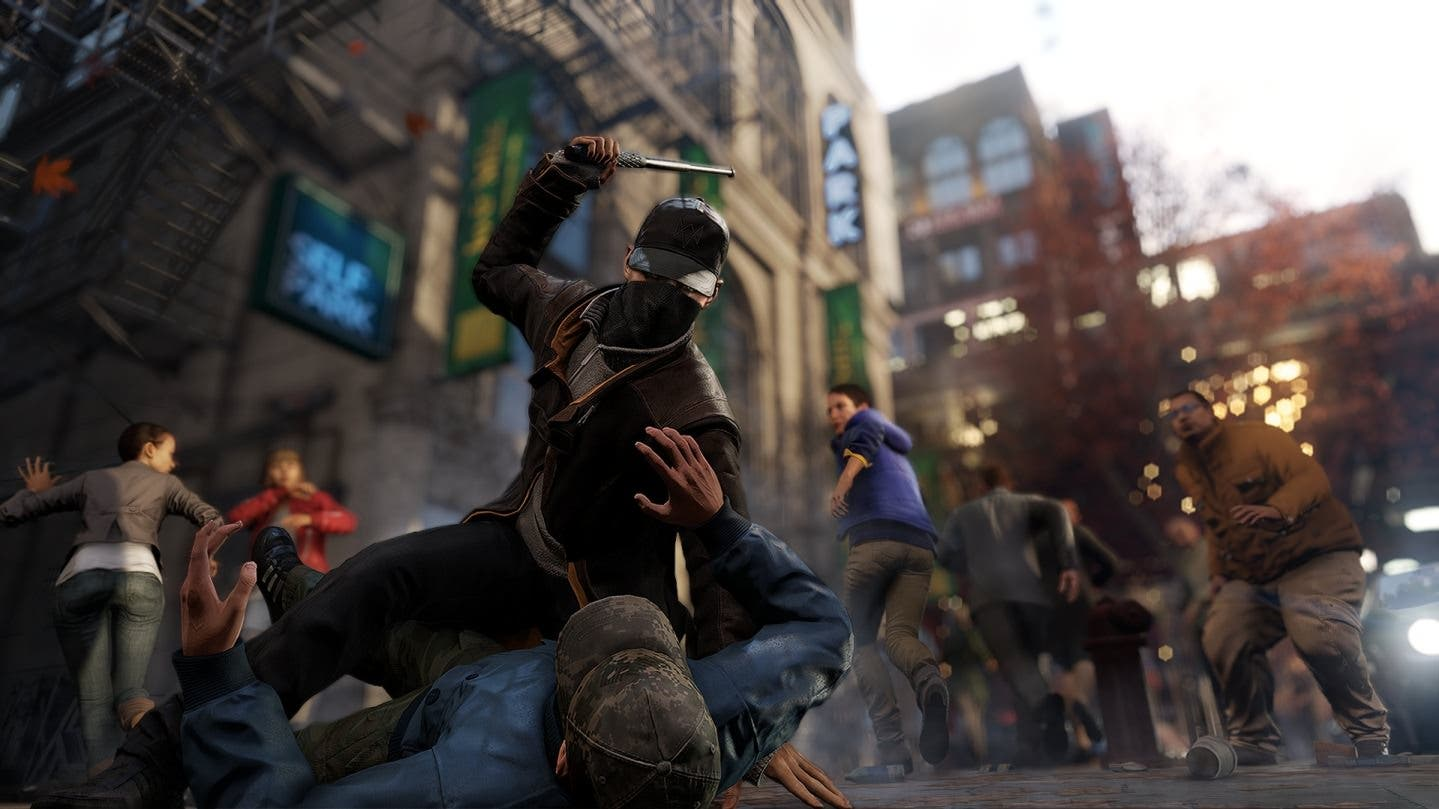'Watch Dogs' está inspirado por Anonymous y por los State-Sponsored Hackers