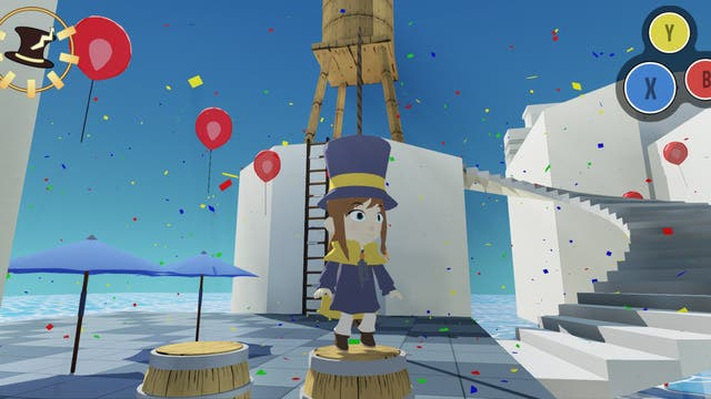 Espectacular tráiler de 'A Hat in Time'