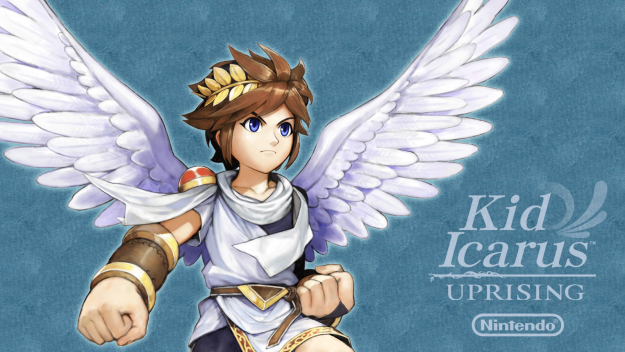 Amazon lista 'Kid Icarus: Uprising'  para Wii U