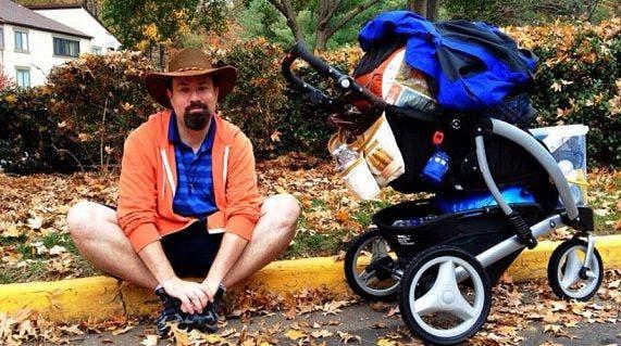 Caminando 5000km con Nintendo 3DS por la caridad