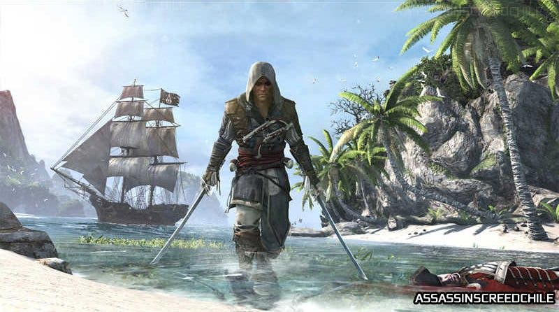 Nuevo trailer multijugador 'Assassins Creed 4'