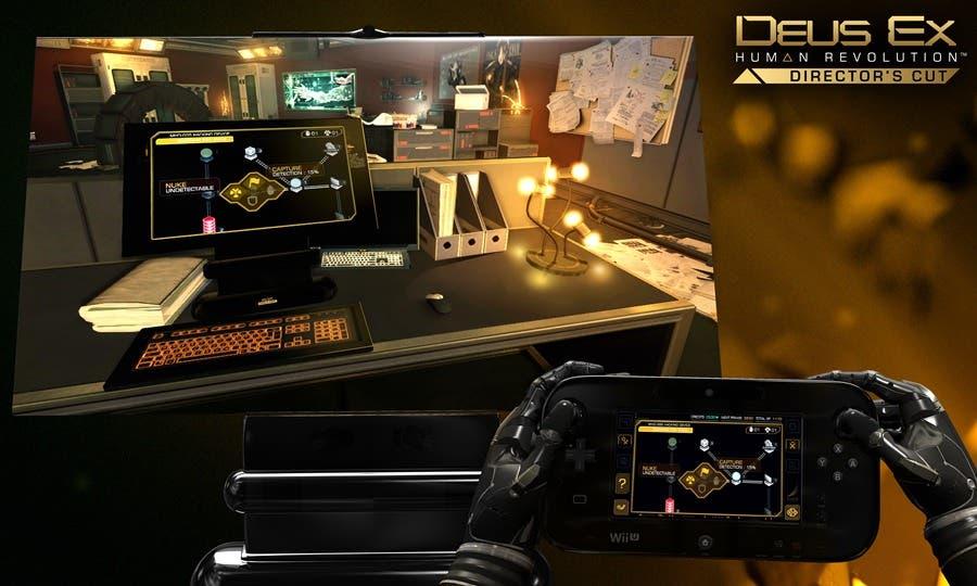 'Deus Ex: Human Revolution' de Wii U aprovechará todo el potencial de la consola