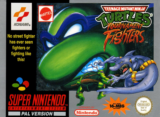 [Retroanálisis] Teenage Mutant Ninja Turtles: Tournament Fighters