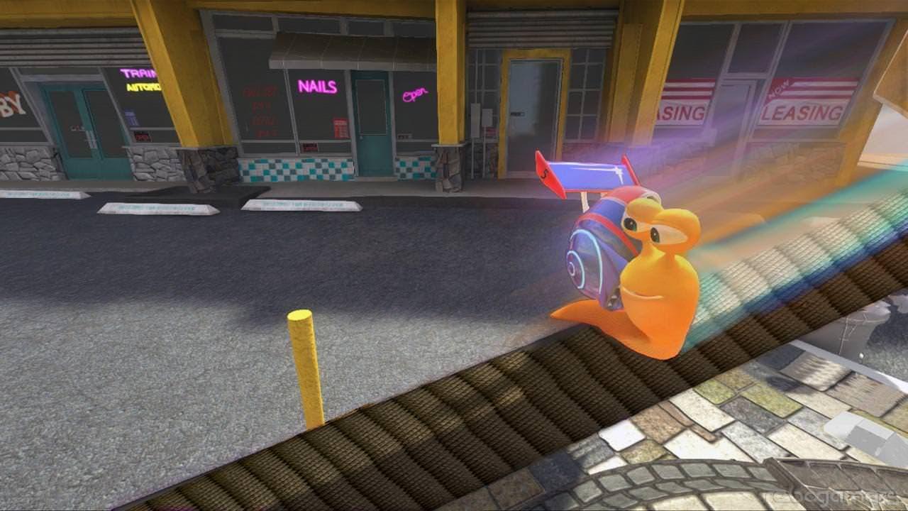 Anunciado 'Turbo Super Stunt Squad' para Nintendo 3DS, Wii U y Wii