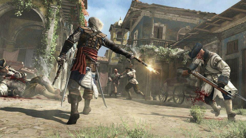 Un vídeo compara los gráficos de 'Assassin's Creed IV: Black Flag' de cada plataforma