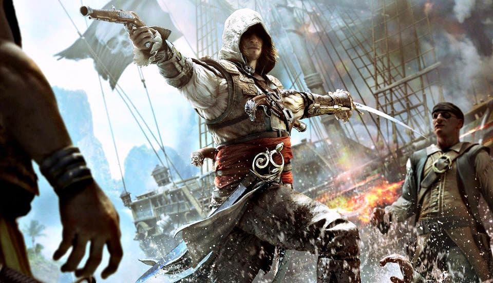 Nuevo trailer de 'Assassin's Creed: Black Flag'