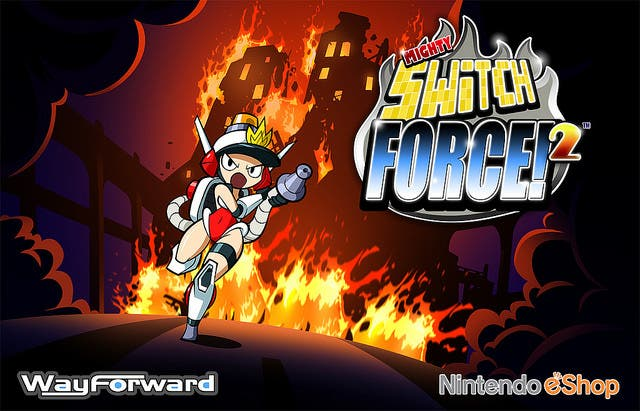 Nuevos detalles de 'Mighty Switch Force! 2'