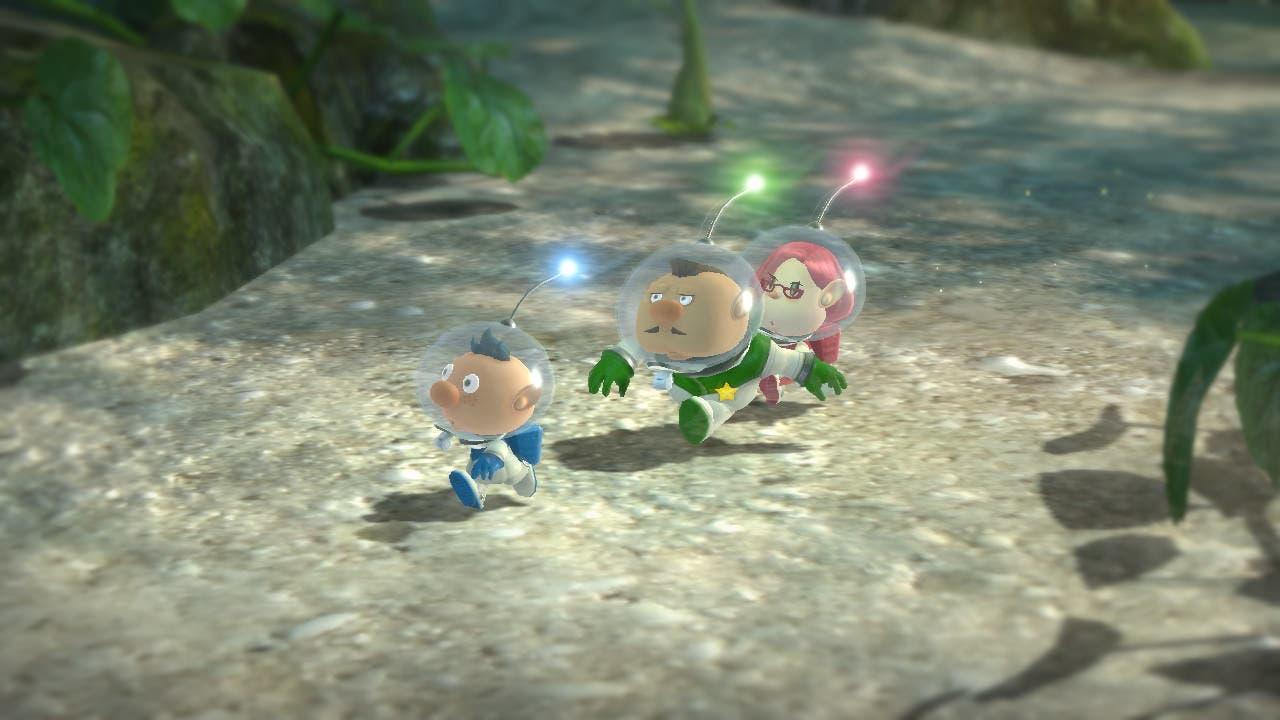 Miyamoto: En 'Pikmin 3' podrás controlar 3 capitanes a la vez