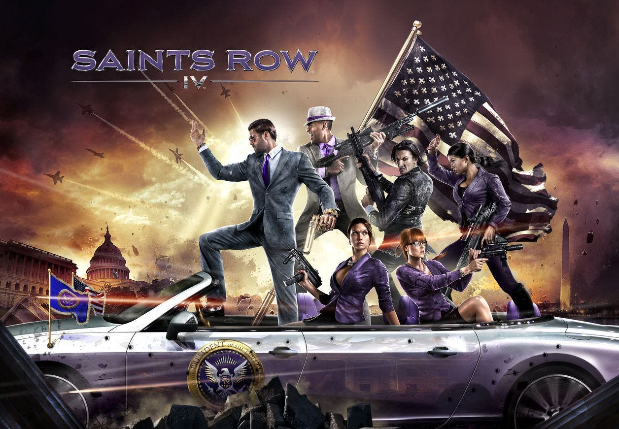'Saints Row 4' no llegará a Wii U