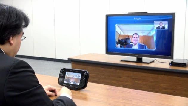 Dentro de poco las multiconferencias serán una realidad en Wii U