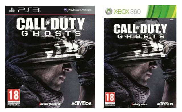 "Parece que el próximo Call of Duty es ""Call of Duty: Ghosts"""