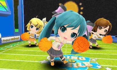 Hatsune Miku and Future Stars Project Mirai 2