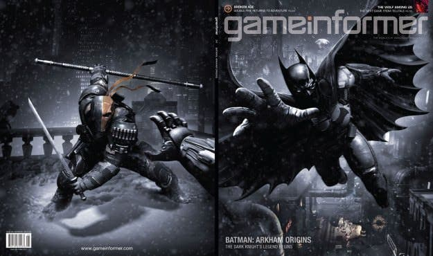 'Batman: Arkham Origins Blackgate' llegará a 3DS y 'Batman: Arkham Origins' a Wii U