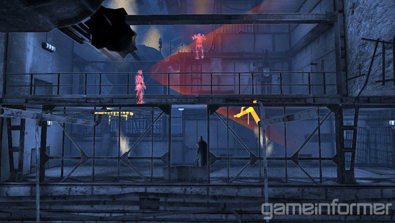 Vídeos footage de 'Batman: Arkham Origin Blackgate' para Nintendo 3DS