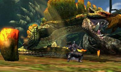Nuevos detalles de 'Monster Hunter 4'