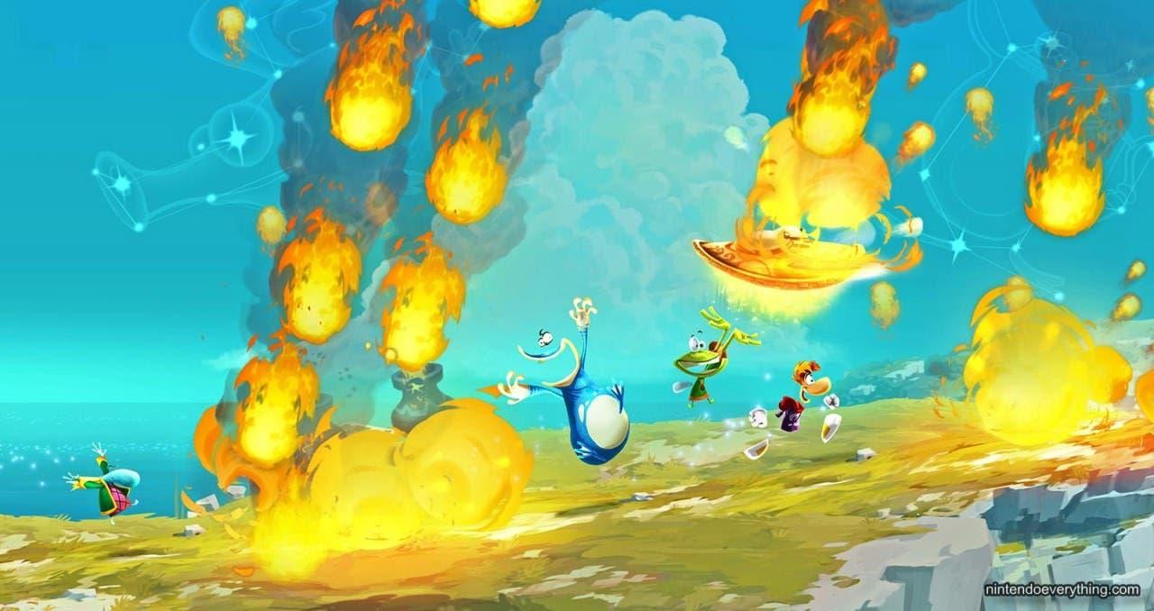 Comparación de 'Rayman Legends' en distintas plataformas