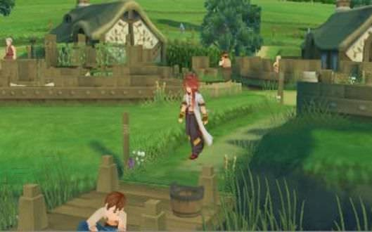 'Tales of the Abyss' para Nintendo 3DS llegará a la eShop japonesa con un tema exclusivo