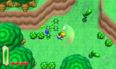 [E3 2013] 'The Legend of Zelda: A link Between Worlds' se muestra en un extenso gameplay