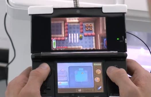 Nuevo gameplay de 'The Legend of Zelda: A Link Between Worlds'
