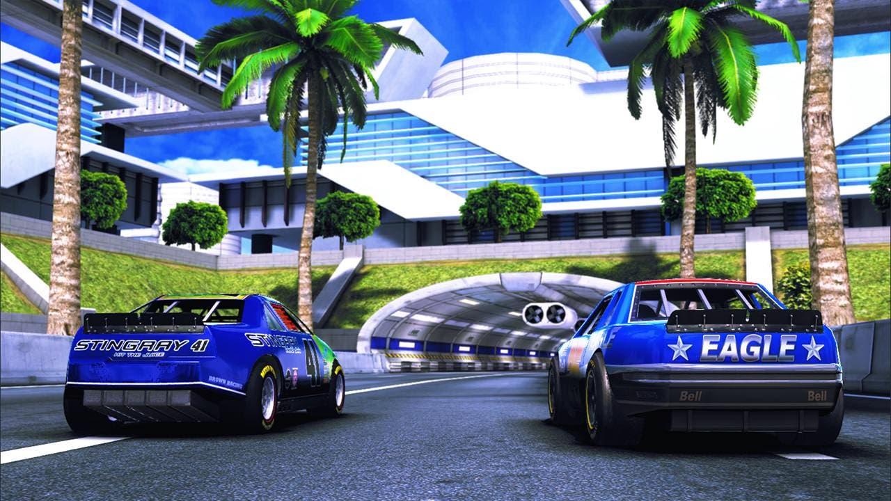 Nuevos progresos en 'The 90's Arcade Racer' en su última actualización con gameplay